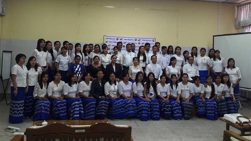 EDNA Myanmar